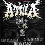 Attilla takes the stage at Soundstage tomorrow