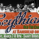 Hurry and score your Scythian, Danny Burns tickets before they sell out