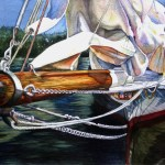 """Boats, Boats & more Boats""  opening at Annapolis Maritime Museum March 19th"