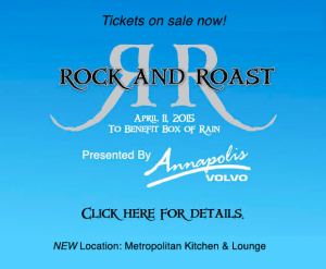 ROck and roast 2015
