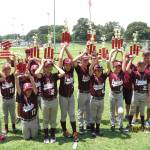 12U Broadneck Bruins bring home the championship