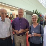 Local artists honored at BWI Airport reception