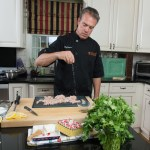 Get salty with Chef Michael Stotler at Cleo's Fine Oils