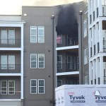 Odenton fire causes $200K damage to condo building