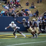 LIVE BLOG: Navy Vs South Florida, October 31, 2015