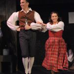 Brigadoon at the Compass Rose through December