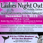 Ladies' Night Out with the Baysox