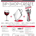 Local businesses create holiday events in the Design District