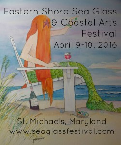 Eastern Shore Sea Glass Festival 2016