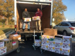 Food Link Thanksgiving Drive