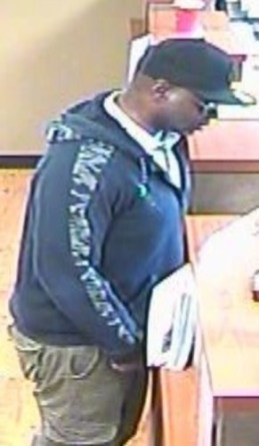 Howard Bank suspect pic 2