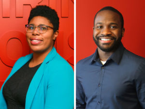 Jasmine McGee & Wallen Augustin, Crosby Marketing
