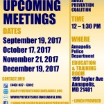 ASAP Coalition Monthly Community Meeting