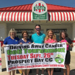 Driving Away Cancer inaugural golf tournament