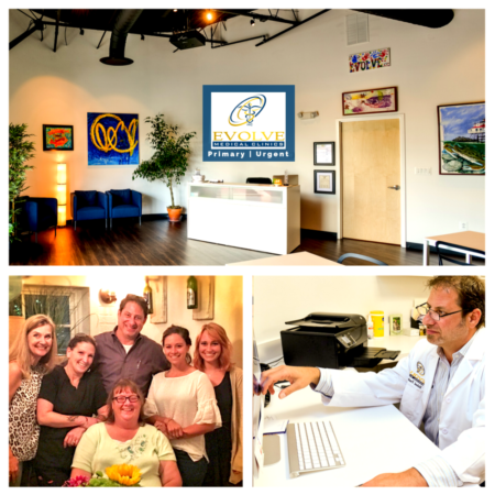Evolve Medical Clinics is Maryland's first Direct Primary Care and provides the Highest Rated Primary Care and Urgent Care to Annapolis, Edgewater, Crownsville, Severna Park, Arnold, Davidsonville, Gambrills, Crofton, Bowie, Pasadena and Glen Burnie