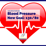 New Blood Pressure Goal: 130/80