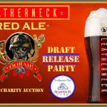 Seawolf Brewery Leatherneck Red Ale Release Party & Charity Auction