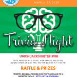 2nd Annual Battle of the Brains Trivia Night