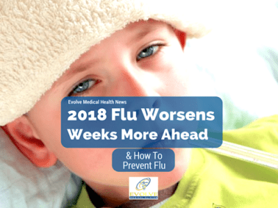 2018 Flu season update from Evolve Direct Primary Care, a Direct Primary Care, is the highest rated family medical care and Walk In Clinic serving Annapolis, Edgewater, Davidsonville, Gambrills, Crofton, Stevensville, Arnold, Severna Park, Pasadena, Glen Burnie, Crofton, Bowie, Stevensville, Crownsville, Millersville and Anne Arundel County