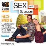 Colonial Players presents 'Sex with Strangers' by Laura Eason