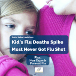 Flu Deaths Spike in Children: 75% Didn't Get Flu Shot