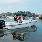 On The Water Training at Freedom Boat Club – Annapolis