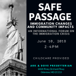 Community Immigration Forum