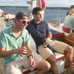 Brews in the Breeze Lunch Cruise aboard the 74-foot Schooner Woodwind