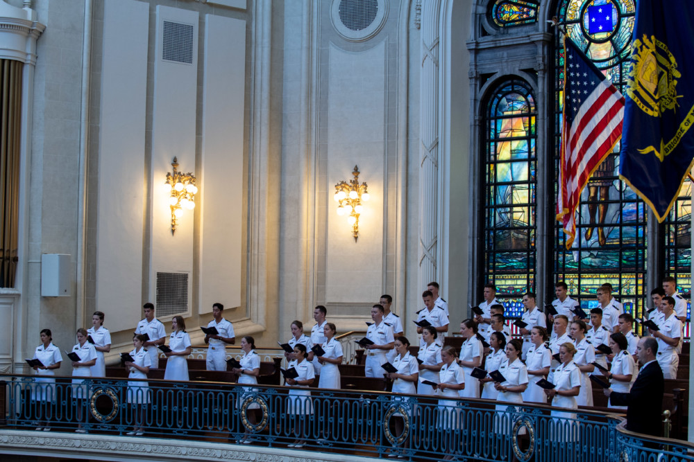 McCain Funeral USNA September 2 2018 -07