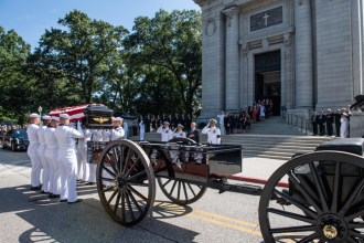 McCain Funeral USNA September 2 2018 -13
