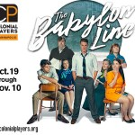 The Babylon Line, a play by Richard Greenberg