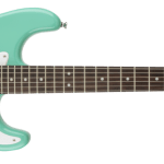 Free guitars from Music & Arts