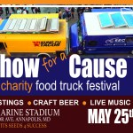 Chow for a Cause – A Charity Food Truck Festival