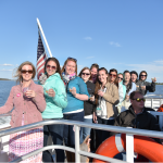 Cruise to WineFest in St. Michaels