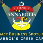 Legacy Business Spotlight:  Carrol's Creek Cafe