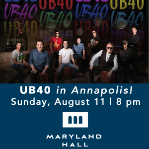 MD Hall UB 40