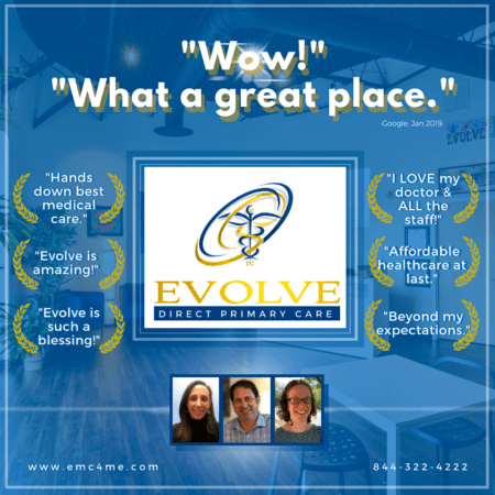 Evolve Direct Primary Care Annapolis Maryland Reviews