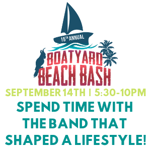 Bpatyard beach bash
