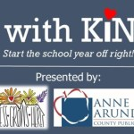 BACK TO SCHOOL: Kick Off With Kindness event scheduled