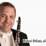 Annapolis Symphony Orchestra presents Robert DiLutis, clarinet
