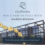 Zachary's Jewelers and Marco Bicego want to send you to Italy
