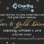 Silver & Gold Dinner, benefiting Charting Careers