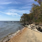 Public meeting slated to review plans for living shoreline to protect Franklin Point State Park