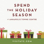 BONUS PODCAST: Holiday shopping woes cured at the Annapolis Towne Centre