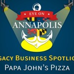 Legacy Business Spotlight: Papa John's Pizza–Chesapeake Bay Area (Encore Presentation)