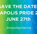 2nd Annual Annapolis Pride Parade and Festival set for June 27th