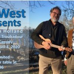 49 West presents Jefferson Holland, Chesapeake Troubadour