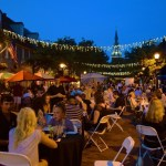 Dinner Under the Stars in Annapolis Returns Tomorrow