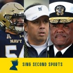 BONUS PODCAST: Sing Second Sports–the ultimate Navy Sports podcast
