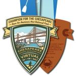 Champions of the Chesapeake virtual race starts today, runs through November 14